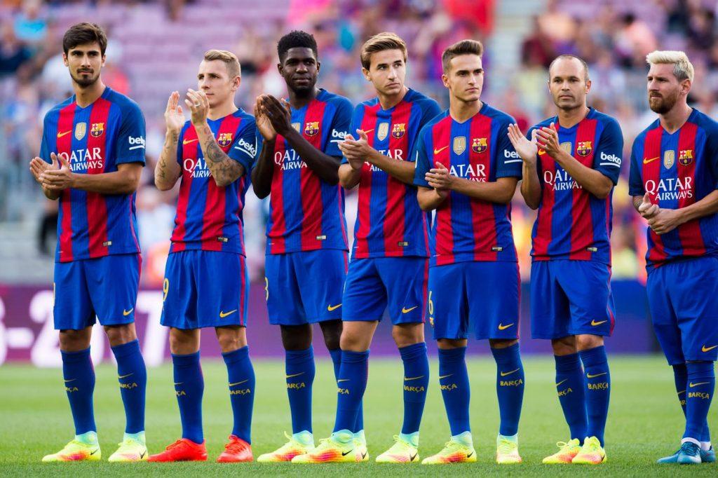 những điều về tiki taka và những cầu thủ của Barcelona năm 2015