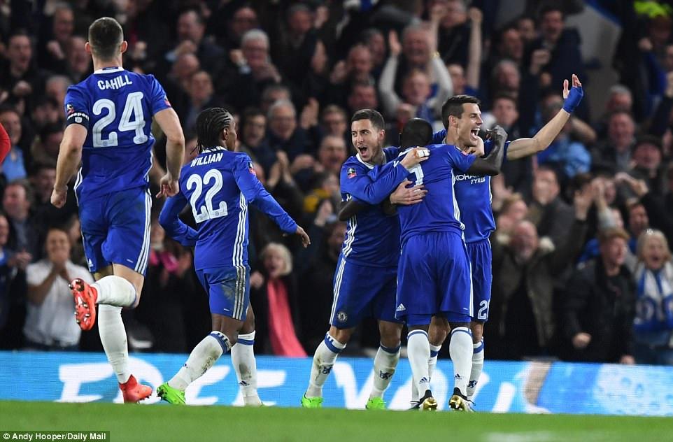 Chelsea đang cho thấy sự thụt lùi trước Man City và thất bại cả ở chuyển nhượng