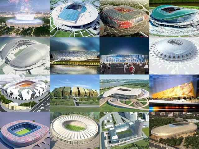 FIFA khảo sát sân tập trước thềm WC 2018