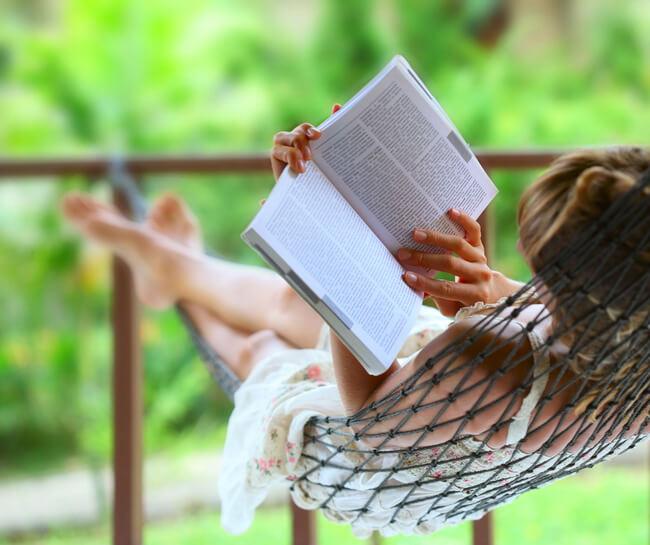 Thói quen đọc sách sẽ rất tốt cho sức khỏe