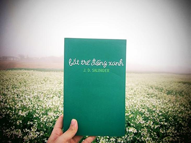 sách hay nên đọc mỗi ngày - bắt trẻ đồng xanh