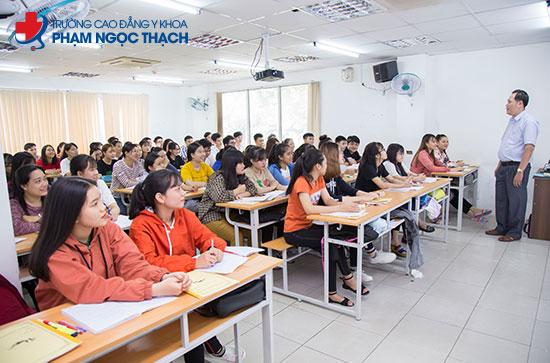 trường Cao đẳng Y Khoa Phạm Ngọc Thạch