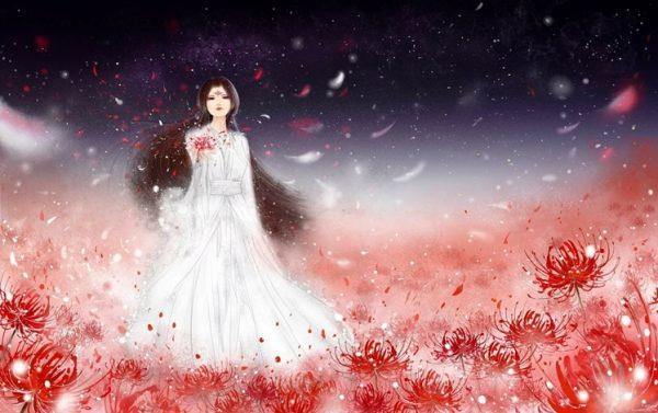 thơ về hoa bỉ ngạn