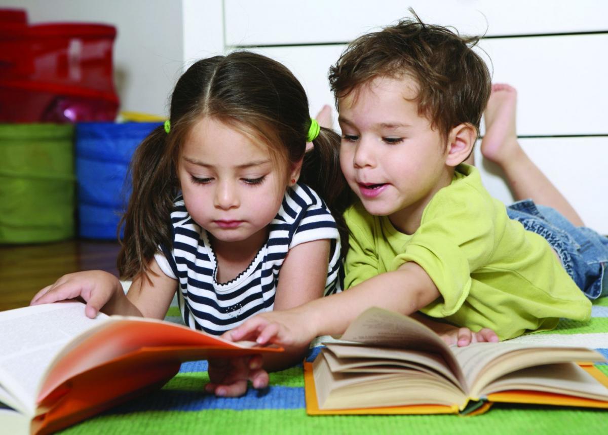 Những cuốn sách trẻ em nên đọc