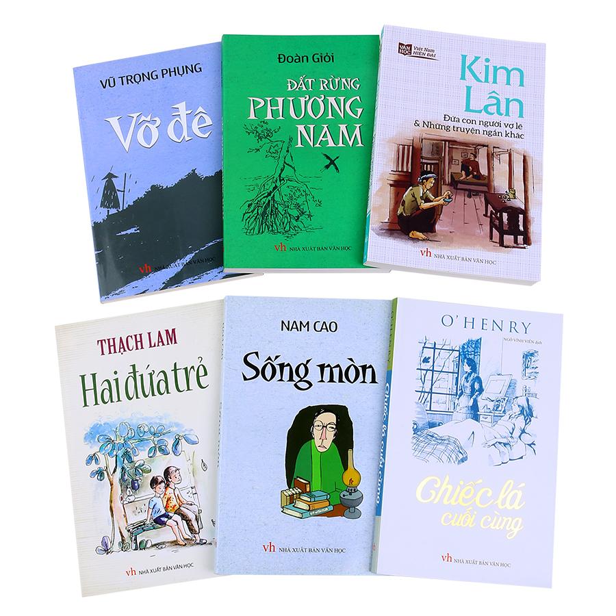 sách văn học việt nam hay nên đọc