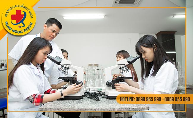 Trường Cao đẳng Dược chất lượng hàng đầu