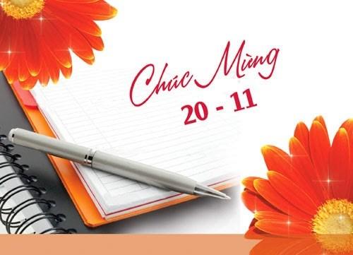 Thơ báo tường ngày nhà giáo Việt Nam